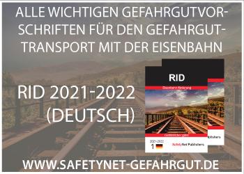 RID Code Bücher 2021-2022